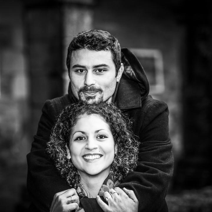 Séance couple Linda et Anthony